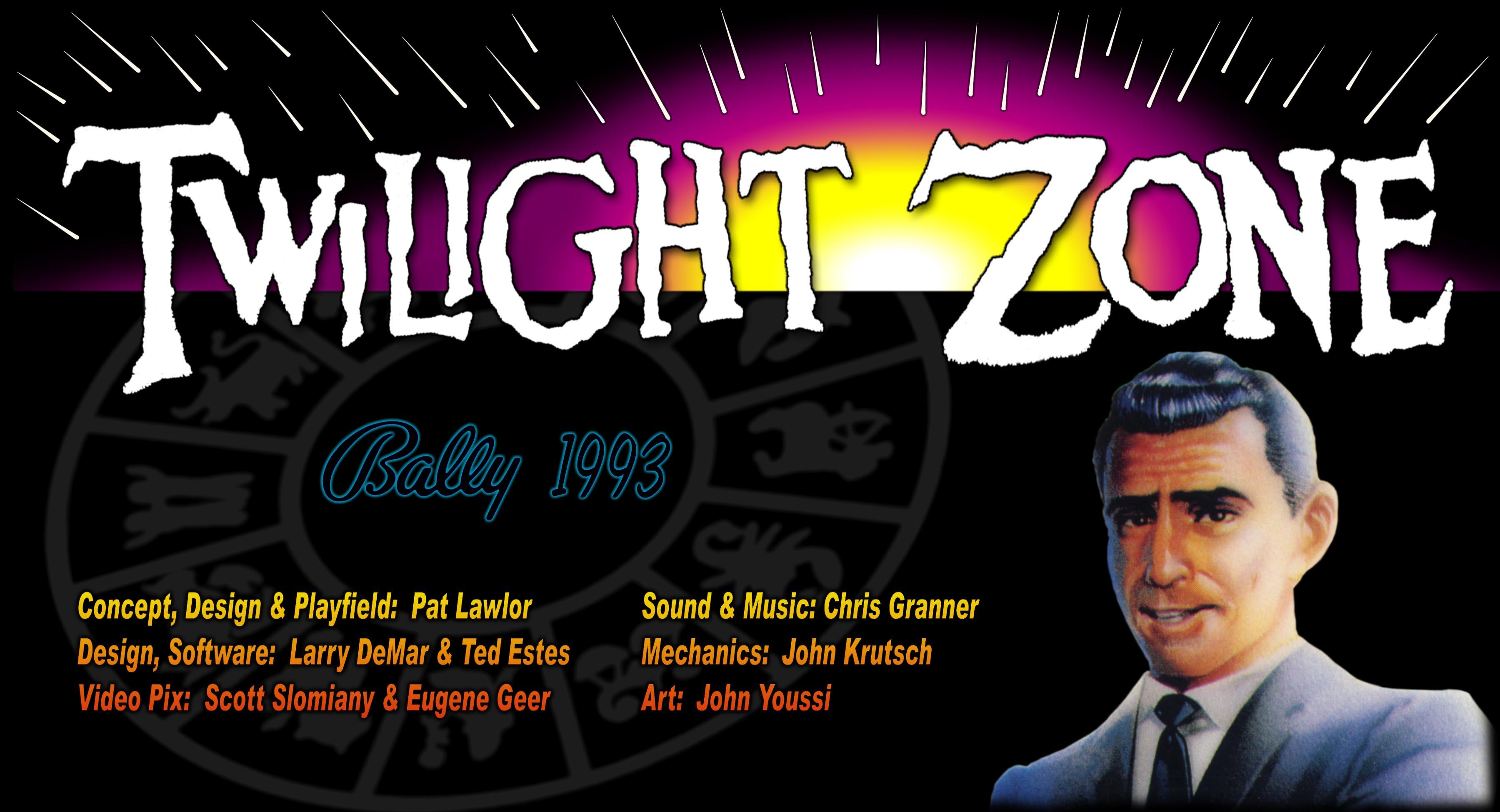 Bally Twilight Zone